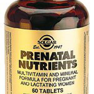 Solgar Prenatal nutrients 60 tableta