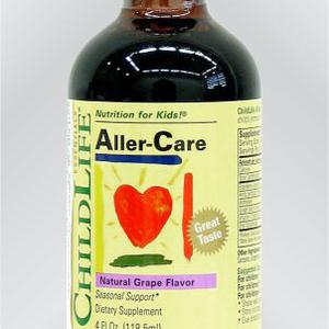 Child Life Aller Care, 118,5ml