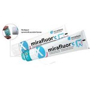 Miradent mirafluor C pasta za zube 100 ml