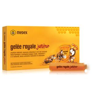Gelee Royal Junior ampule, 10x9ml/250mg