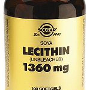 Solgar Lecitin 1360 mg 100 kapsula