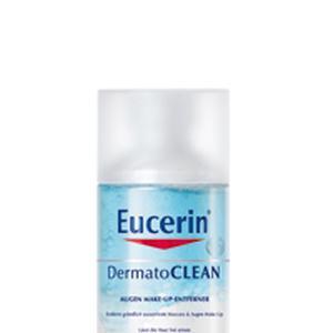 Eucerin Dermatoclean odstranjivač šminke 125 ml