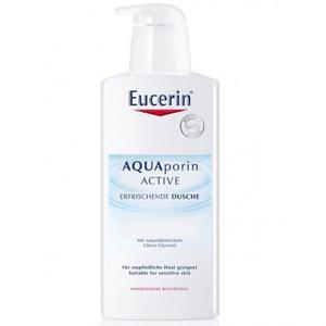 Eucerin Gel za tuširanje s Aquaporin tehnologijom 400 ml