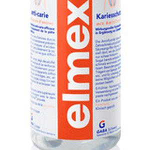 Elmex vodica za usta s aminofluoridom 400 ml