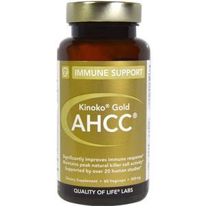 AHCC KINOKO Gold 500 mg   60 tableta