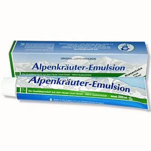 Emulzija od alpskog bilja 200 ml