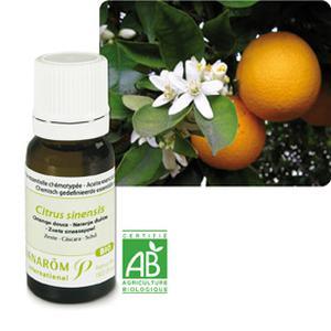 Eterično ulje naranča slatka, 10 ml, Pranarom