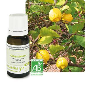 Eterično ulje limun, 10 ml, Pranarom