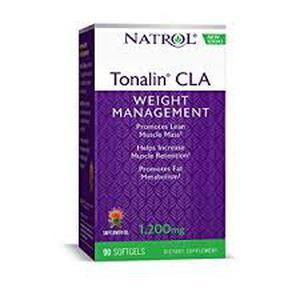 Natrol Tonalin CLA 1200 mg   90 kapsula