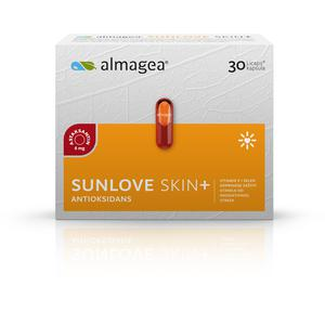 Almagea Sunlove Skin+ , 30 kapsula