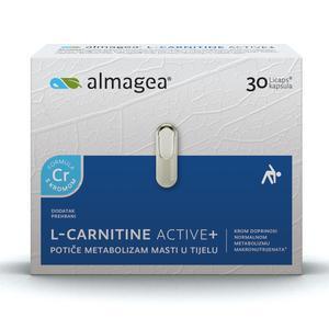 Almagea L-Carnitine Active+, 30 kapsula