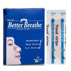 Better breathe flasteri za nos 30 komada