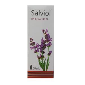 Salviol sprej za grlo 50ml
