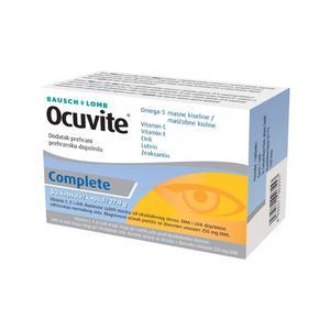 Ocuvite complete 30 kapsula