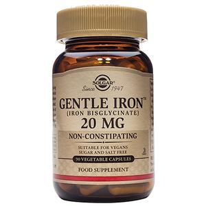 Solgar Gentle Iron željezo 90 tableta