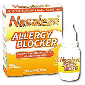 Nasaleze allergy 800 mg