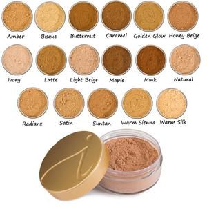 Jane Iredale amazing base - warm silk 11007