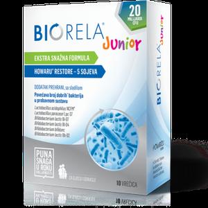 Biorela Junior probiotik, 10 vrećica