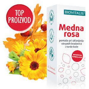Biovitalis Medna rosa, tekućina za uklanjanje izraslina na koži 20ml