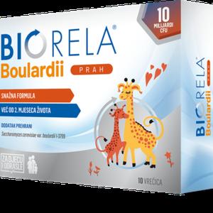 Biorela boulardii prah 10 vrećica