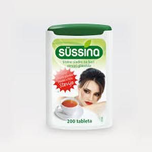 Encian sladilo sussina stevia 200 tableta