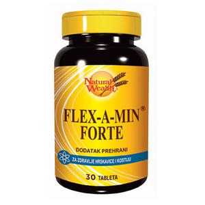 Natural Wealth Flex-A-Min Forte, 30 tableta