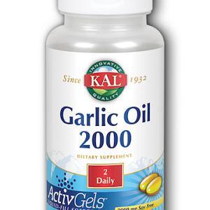Kal garlic oil (ulje češnjaka) 2000