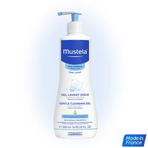 Mustela nježni dermatološki gel 500 ml