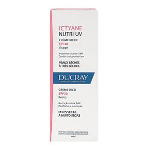 Ducray Ictyane nutri bogata UV krema 40 ml
