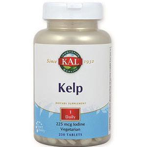 Kal kelp 225mcg iodine 250 tableta