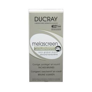 Ducray Melascreen photo aging global njega za ruke  SPF50
