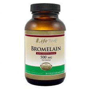 Life time Bromelain 500 mg   30 vege kapsula