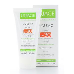 Uriage Hyseac emulzija PSF30   50 ml