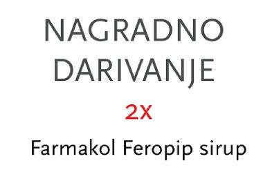 """Pravila nagradnog natječaja """"Feropip sirup"""""""